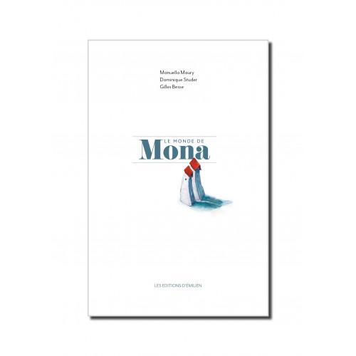 Le Monde de Mona, Livre